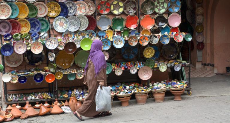 Per te qualche segreto da Marrakech in Marocco PER FARE AFFARI.