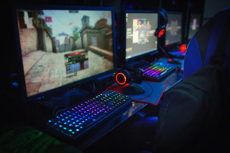 Giocare ai videogames è già un lavoro!
