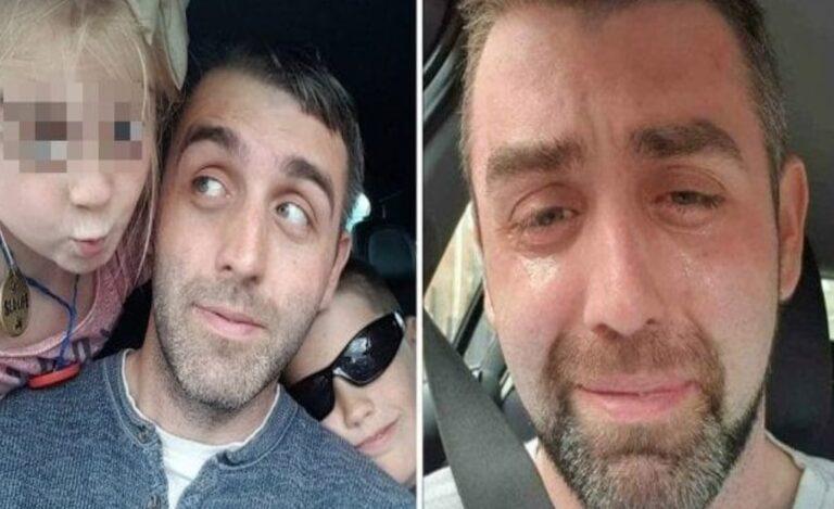 """""""Il denaro è il vero dio"""": Padre single si suicida perché ha 5 euro sul conto"""