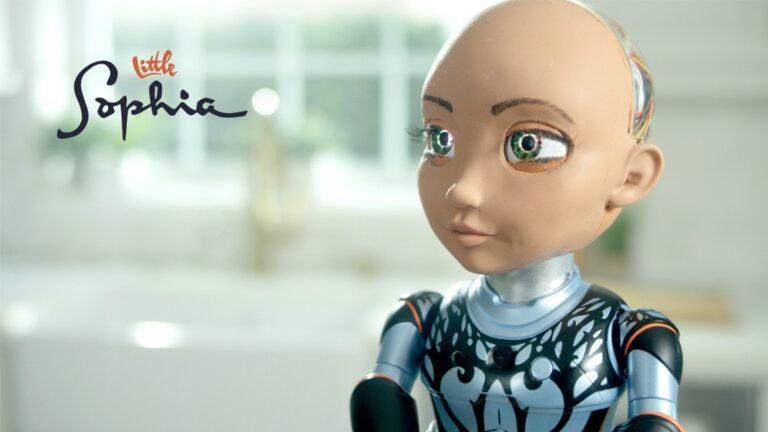 Ti presento la tua nuova insegnante per i tuoi figli: un robot!
