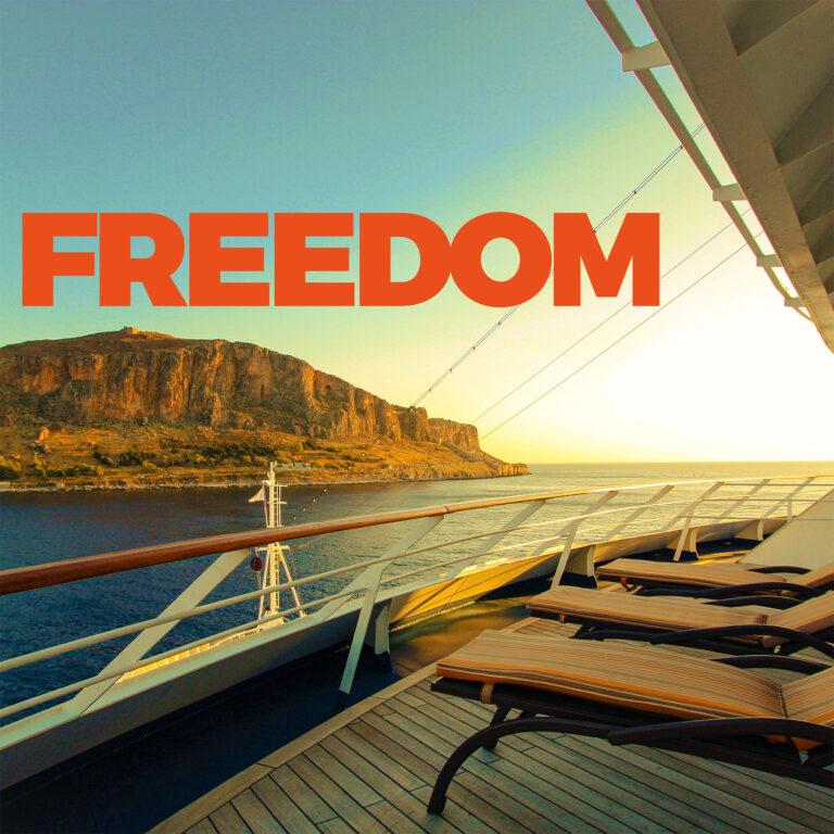 Nuovo Podcast! Ascolta Freedom