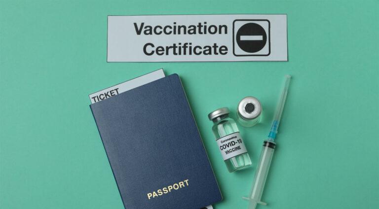 Le 5 fasi della vaccinazione